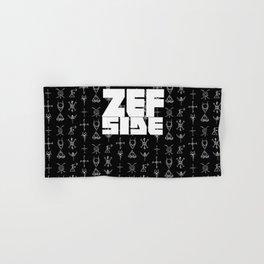 Zef Side Design Hand & Bath Towel