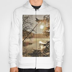 golden sunset Hoody