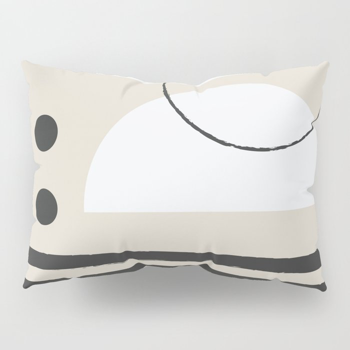 Abstract Modern Art Pillow Sham