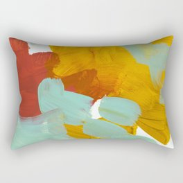 alla prima 1 Rectangular Pillow