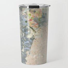 Wax Flowers 6 Travel Mug