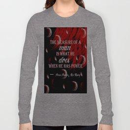 Red Rising - Pierce Brown Long Sleeve T-shirt