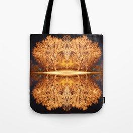 Quad Tree #5 Tote Bag