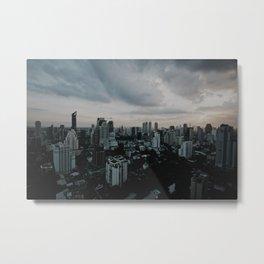 Bangkok 69 Metal Print