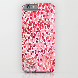 Lighthearted Sweetheart iPhone Case