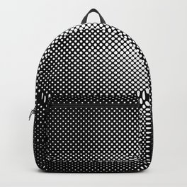 Illuminant polka dot pattern Backpack