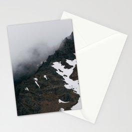 Mount Ruapehu Peak Stationery Cards