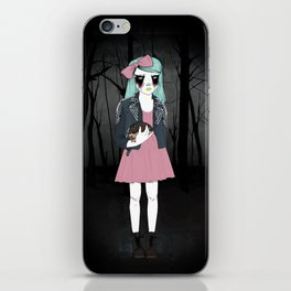 Corpse Paint iPhone Skin
