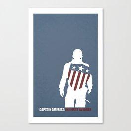 Cap'n Canvas Print