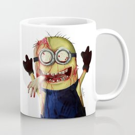 Zombie minion Coffee Mug