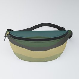 mountain town Fanny Pack