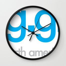 g.g. LOGO Wall Clock
