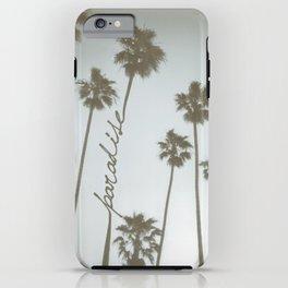 California Paradise   iPhone Case