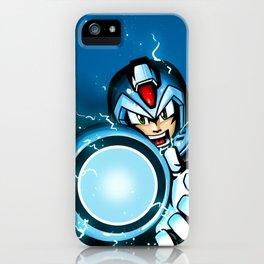 Megaman X Hadoken iPhone Case