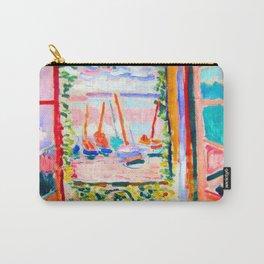 Henri Matisse Open Window Carry-All Pouch