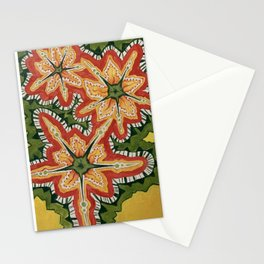 3 of Rues Stationery Cards