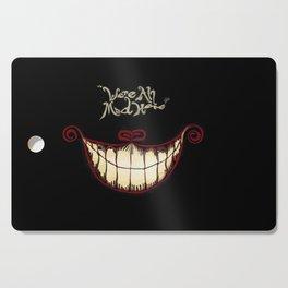Crazy smile Cutting Board