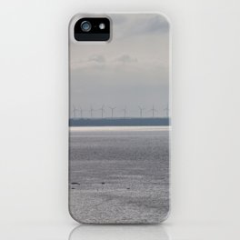Pakri WindFarm iPhone Case