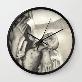 starvation Wall Clock