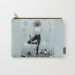 Don't believe in the World Carry-All Pouch