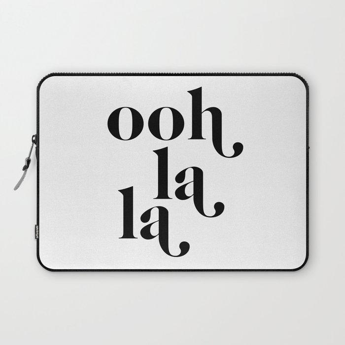 ooh la la Laptop Sleeve