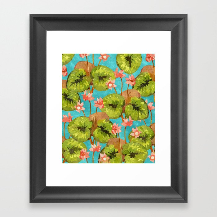 Zen || #society6 #buyart #decor Framed Art Print