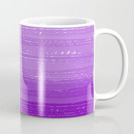 Violet Paint Gradient Coffee Mug