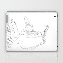 watching the show Laptop & iPad Skin