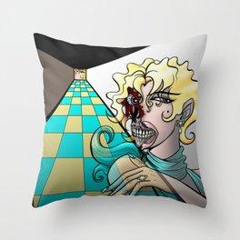 Diamonds Are Forever Throw Pillow