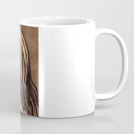 Girls caught in the wind Coffee Mug