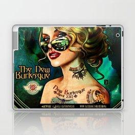 THE NEW BURLESQUE - 2 Laptop & iPad Skin