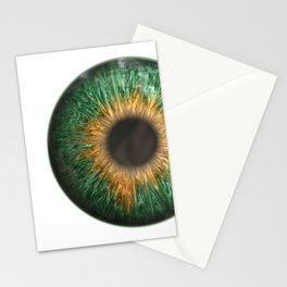 The Green Iris Stationery Cards