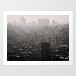 This is Cairo Art Print