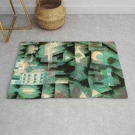 """Paul Klee """"Dream city"""" Rug"""