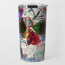 Ruzgars Skull Travel Mug