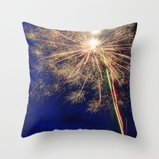KA-POW Throw Pillow