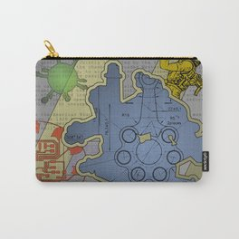 Wiki Leak Carry-All Pouch