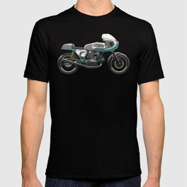750 Supersport Illutration white background T-shirt