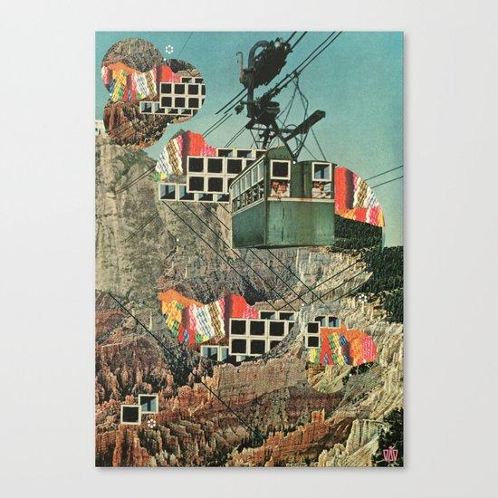 Fireside Favourite Canvas Print