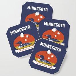 Minnesota - Redesigning The States Series Coaster