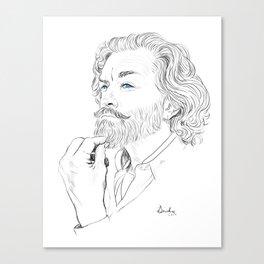 Timothy Omundson Canvas Print