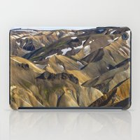 iceland iPad Cases featuring ICELAND II by Gerard Puigmal