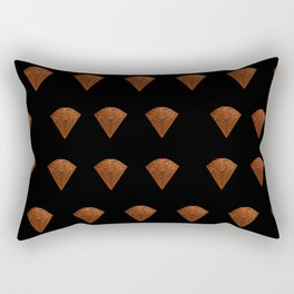 Zentangle - Diamond Rectangular Pillow