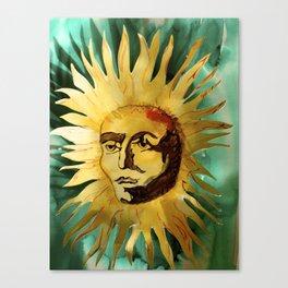 Ugly Suns Canvas Print