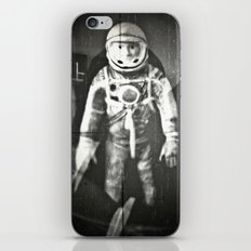 Major Tom has now left the capsule and is forever part of the hazy cosmic jive iPhone Skin