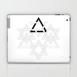 Interlocks Laptop & iPad Skin