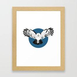 Oowl Framed Art Print