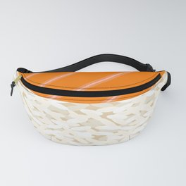 Salmon Sushi - the Yummy Collection Fanny Pack
