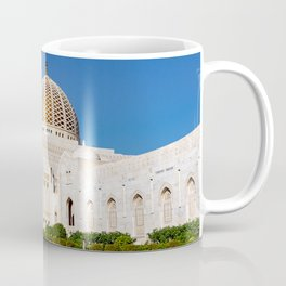 Sultan Qaboos Grand Mosque Coffee Mug