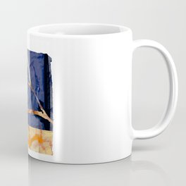 botanical collage 01 Coffee Mug